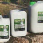 Formati Taniche Commercializzate Vernice Ecologica ITALSPORT